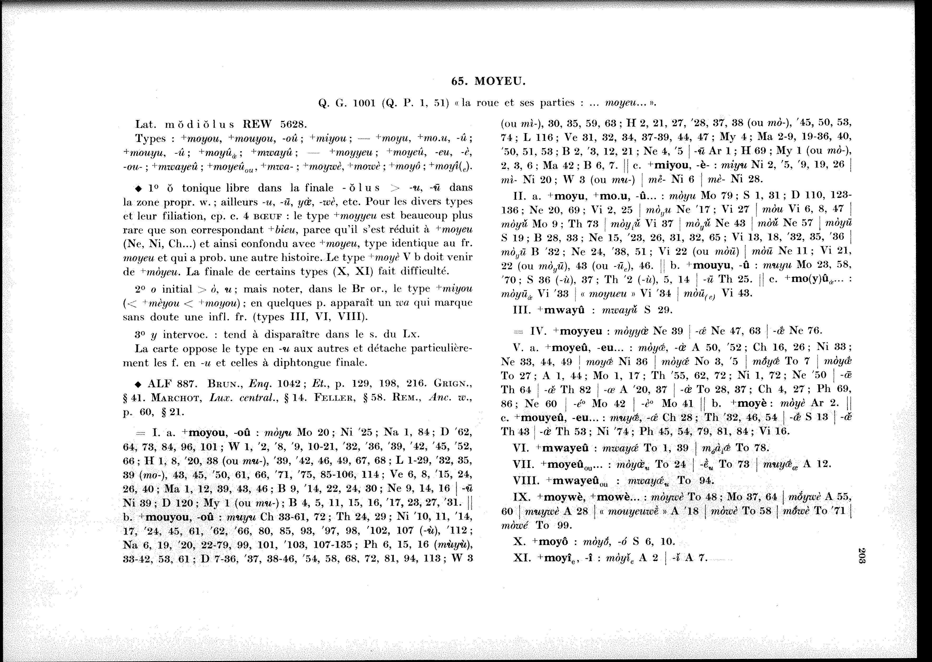 Page de l'ALW